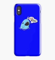 Narwhal! iPhone Case