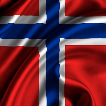 Flags of the World -Norway by LincolnNorth