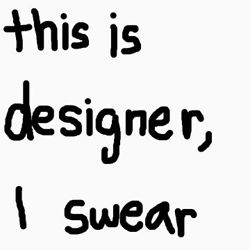 my shirts suck by smawofl