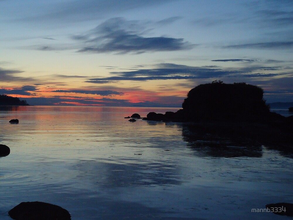 Island Summer Colors by mannb3334