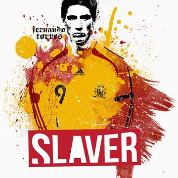 SLAVER Fernando Torres by bukhariridhwan