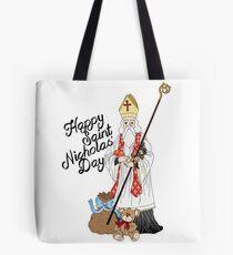 Saint Nicholas' day Tote Bag