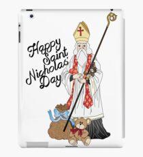 Saint Nicholas' day iPad Case/Skin