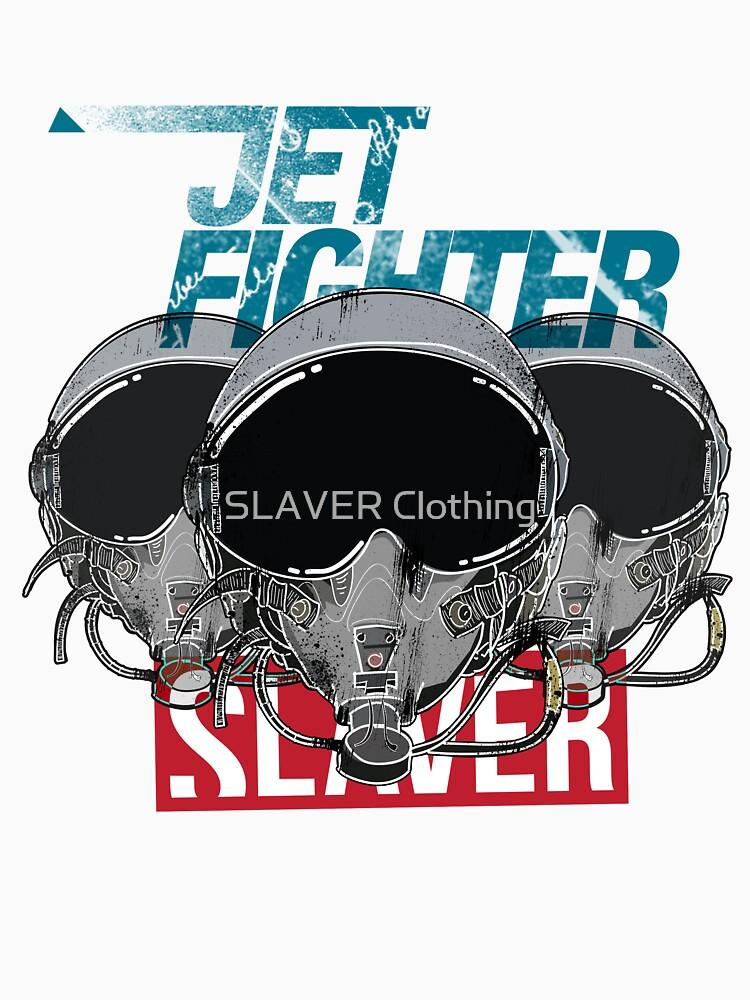 SLAVER Jet Fighter by bukhariridhwan