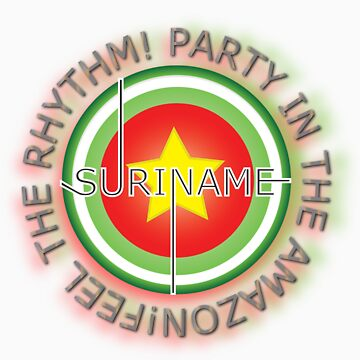 SURINAME Party in the Amazon by Fasmwa