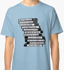 Brooklyn 99 Sex Tapes Classic T-Shirt