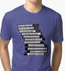 Brooklyn 99 Sex Tapes Tri-blend T-Shirt