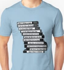Brooklyn 99 Sex Tapes Unisex T-Shirt