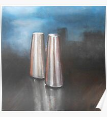 Salt And Pepper Shakers Poster