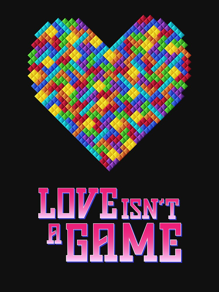 Love Isn't A Game by ryandeel