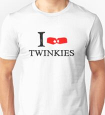 Loving Twinkies v2 Unisex T-Shirt