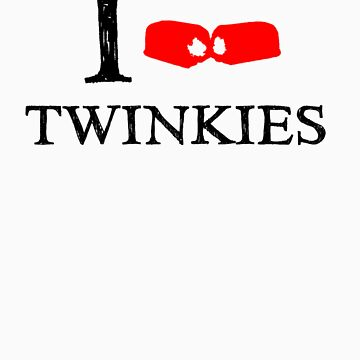 Loving Twinkies v2 by Huertense