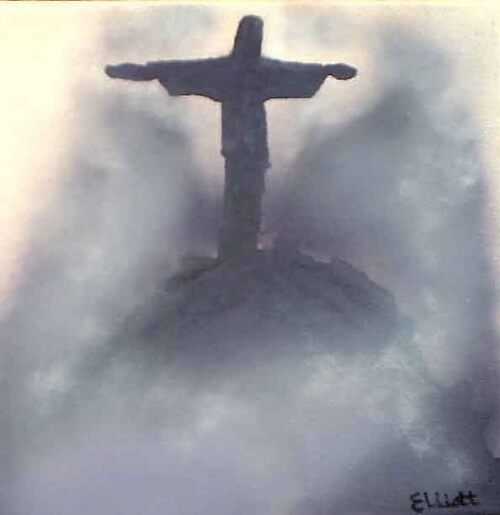 Christ the Redeemer by elliottart