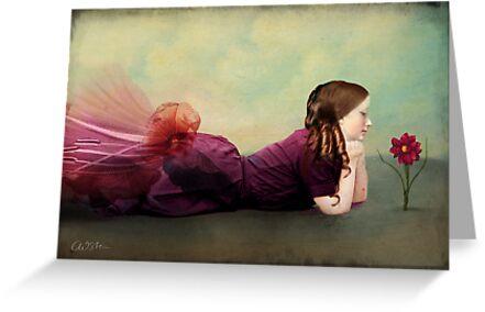 Flower Power by Catrin Welz-Stein