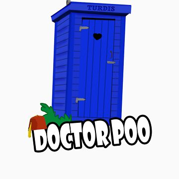 Doctor Poo by HomunculusR