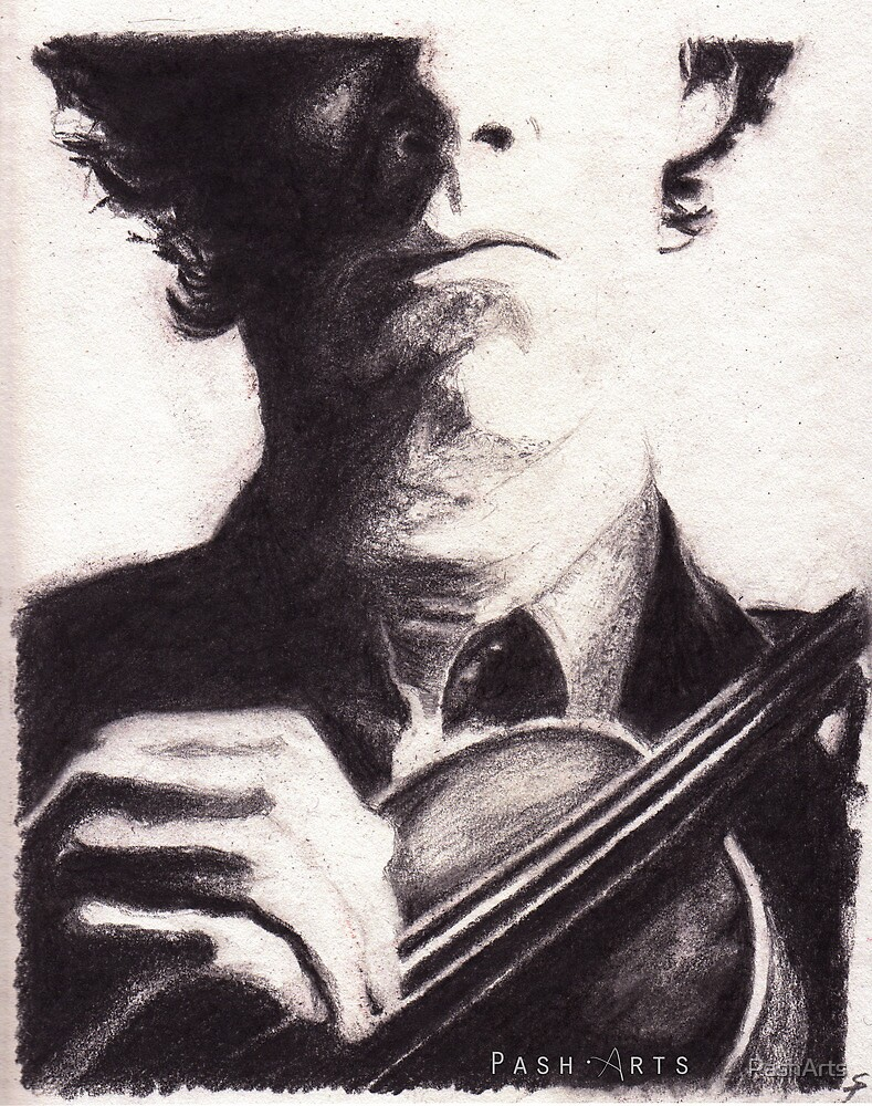 Sherlock: Master of the Violin by PashArts