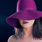 mysterious lady by DeirdreMarie