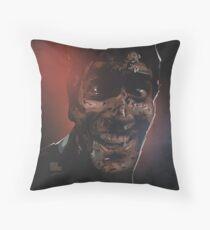 Bruce Campbell Throw Pillow