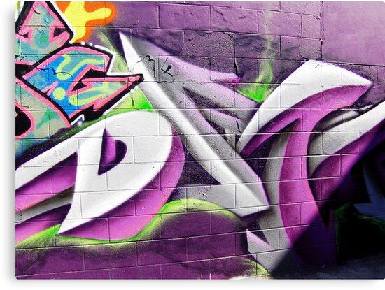 Graffiti As Art - by Schoolhouse62