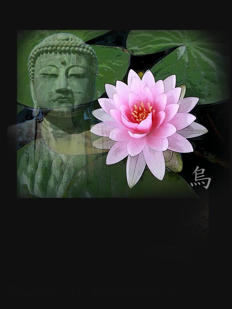 buddha by arteology