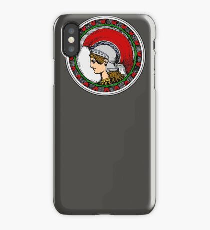 Athena/Minerva - color iPhone Case