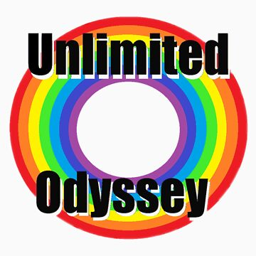 Unlimited Odyssey specialty logo by LoveN4get