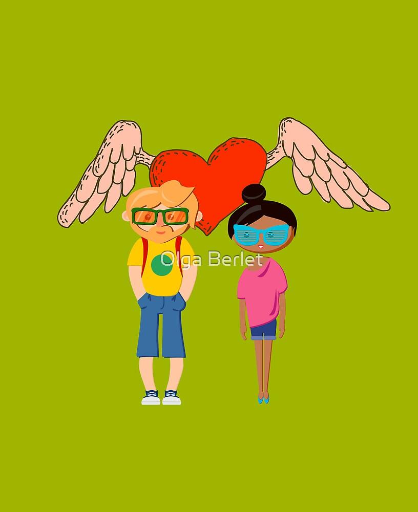 Love by OlgaBerlet