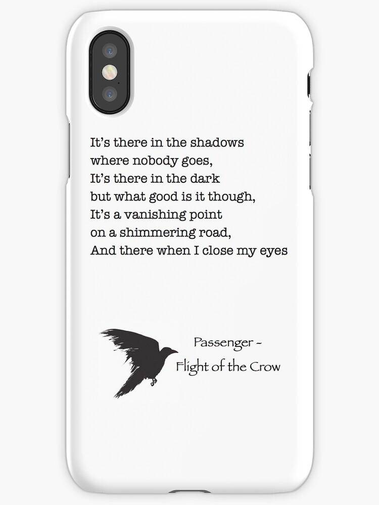 Passenger - Flight of the Crow Lyrics by musaique