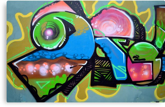 Graffiti As Art   by Schoolhouse62