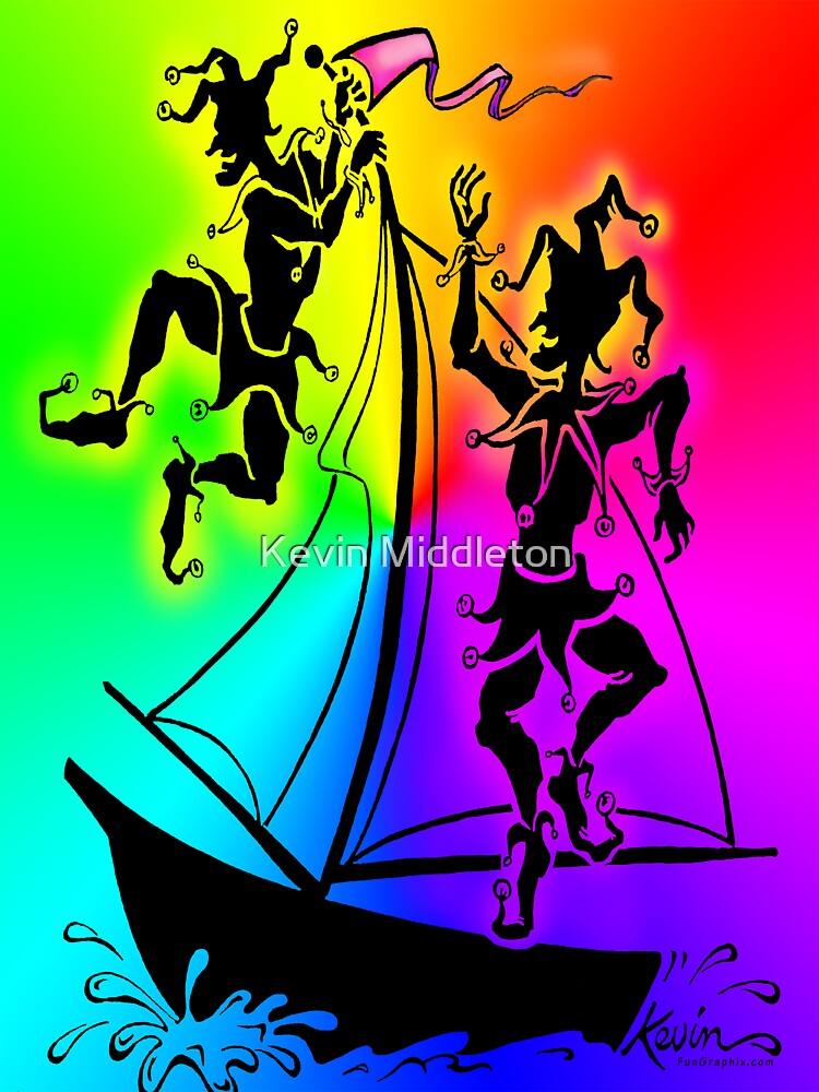 Rainbow Pride  by kevinmiddleton
