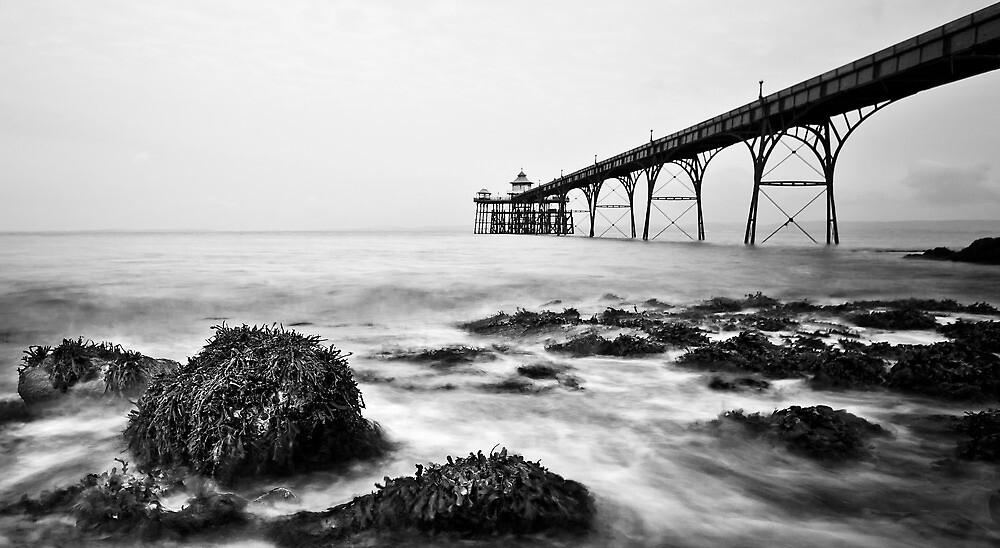 Clevedon Pier. by igotmeacanon