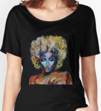 Madonna Women's Relaxed Fit T-Shirt