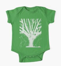 Abstract Tree Painting by Parrish Lee Kids Clothes