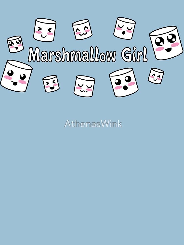 Marshmallow Girl by AthenasWink