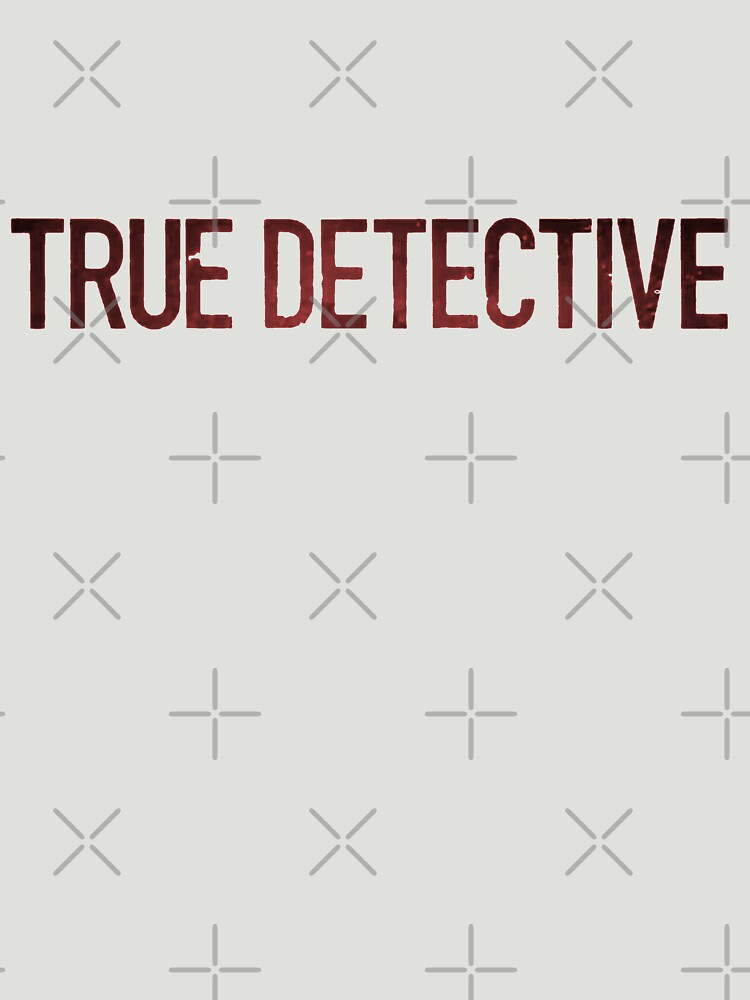 True Detective Logo by EvaEV