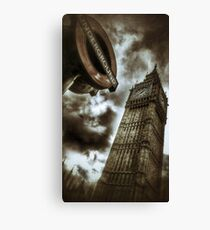 London Icons II Canvas Print
