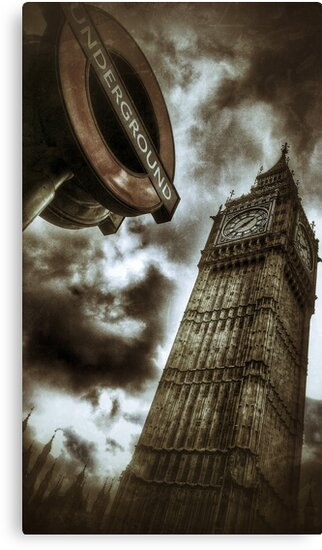 London Icons II by Scott Anderson
