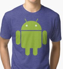 Android Droid Tri-blend T-Shirt