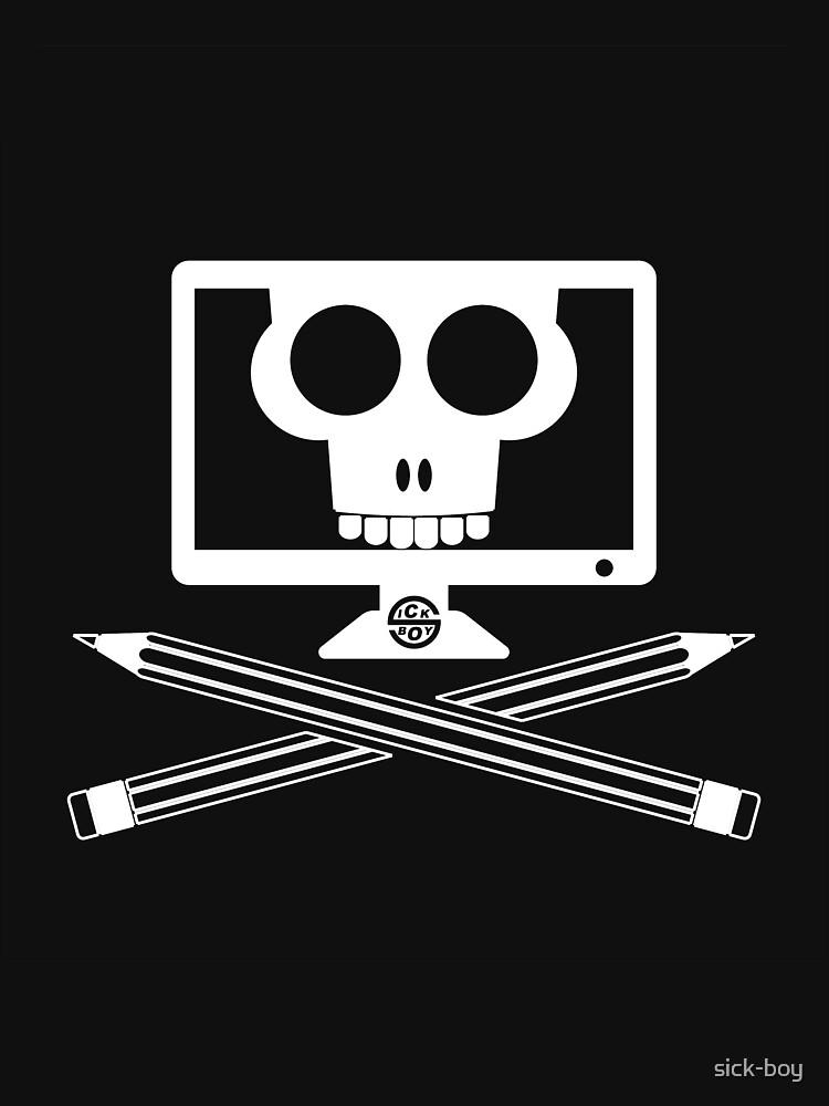 Modern pirates by sick-boy