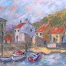 Low Tide  by bevmorgan