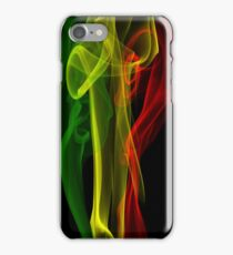 Rasta Smoke Phone Case (Vertical) iPhone Case/Skin