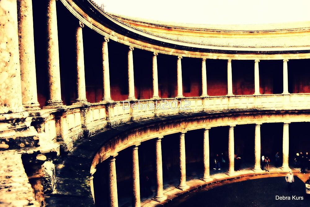 Pillars by Debrak2012