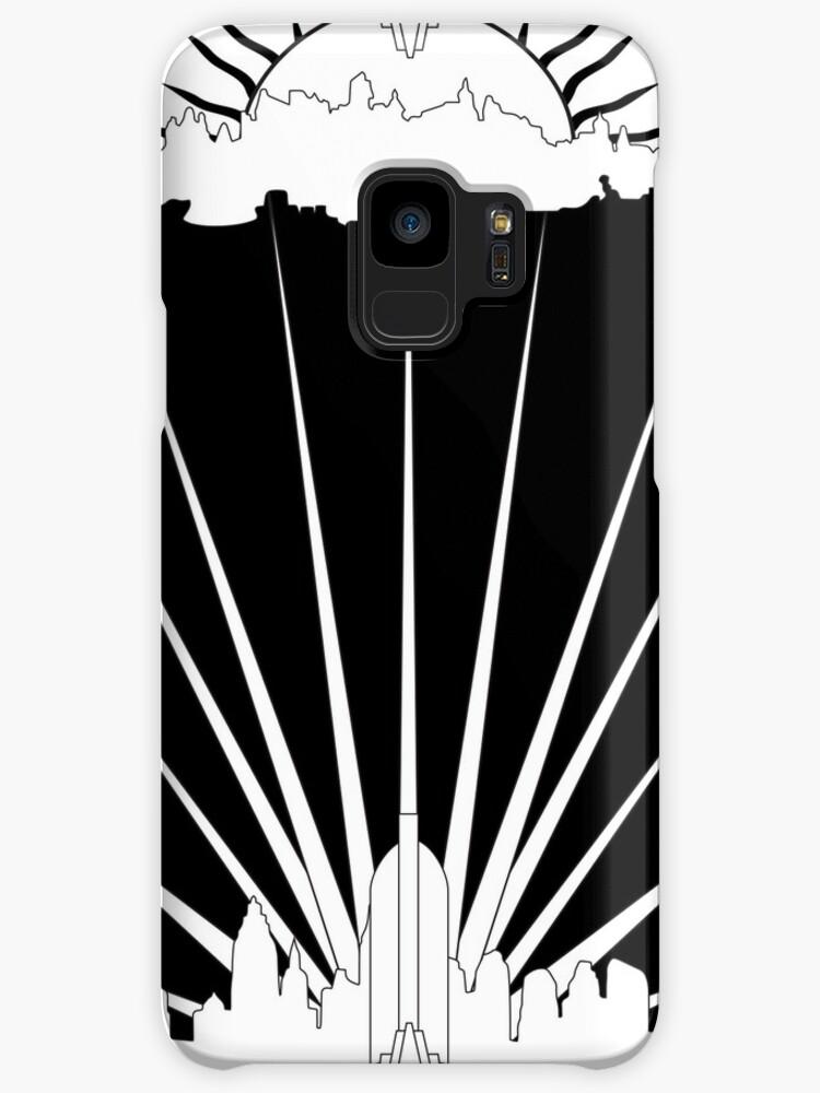 Bioshock Samsung phone case by SnowblindDesign