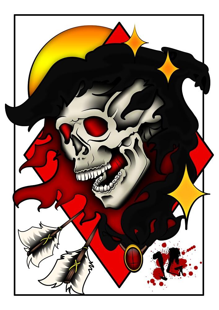 Fear the Reaper by BlackMagikco