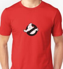 Original Ghostbusters Logo (in black and white) T-Shirt