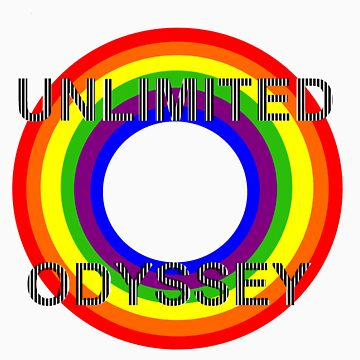 Unlimited Odyssey  by LoveN4get