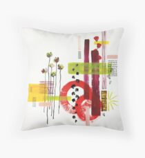 Dissection Throw Pillow