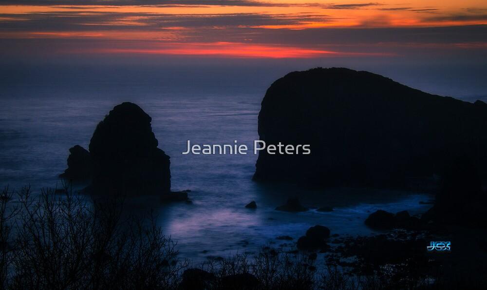 harris beach by Jeannie Peters