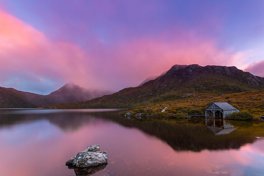 Cradle Mountain by Michael Cockerill