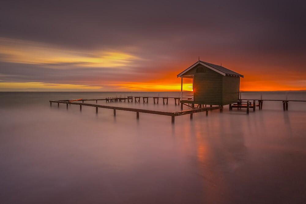 Morning Glow by Michael Cockerill